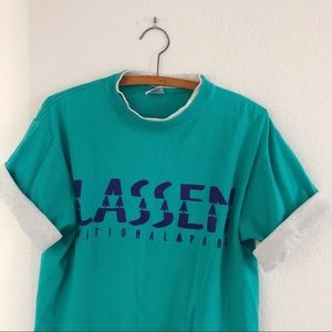 Vintage 80's/90's Vacation t-shirt Lassen National